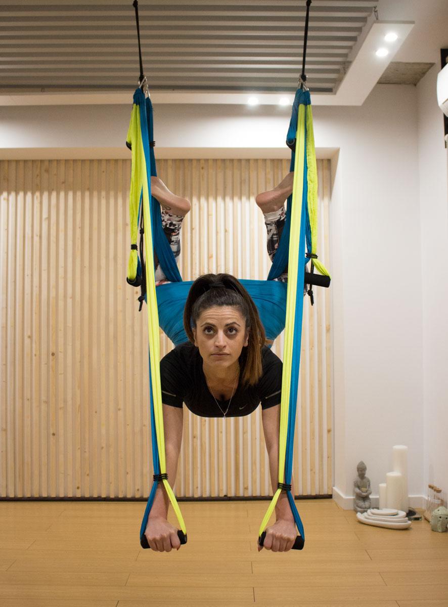 SWING YOGA - Padma Shala Katerini - padmashala.com
