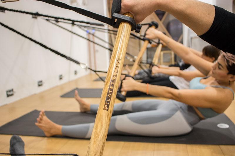 Pilates Stick - Padma Shala Katerini - Yoga & Pilates