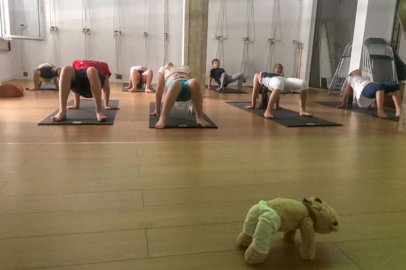 KIDS – TEENS YOGA