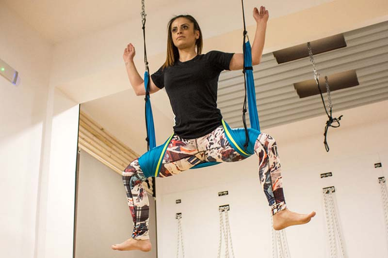 swing yoga padma shala