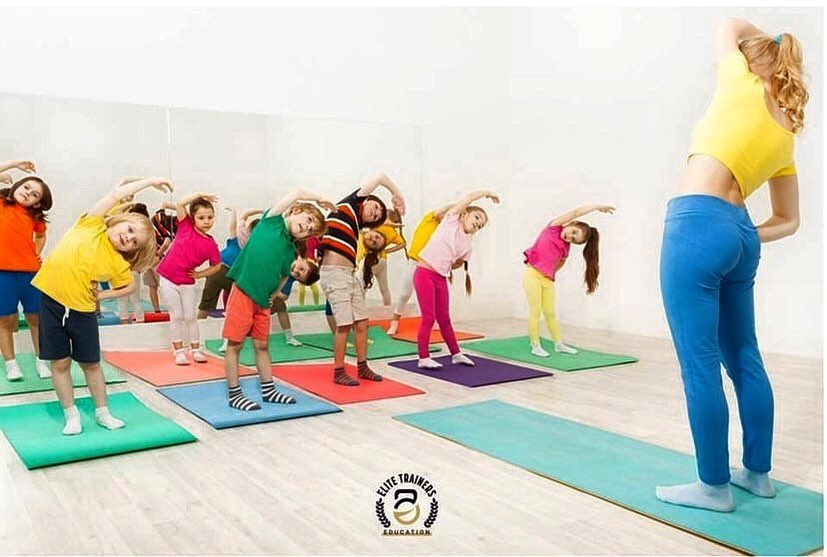 Kids Yoga Training Online -Level 1-