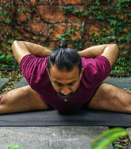 SaMudra The internal Ocean (Linking Asanas with Intelligence) & The Philosophy of Bhagavad Gita – Online Workshop Series with guruji Parveen Nair-